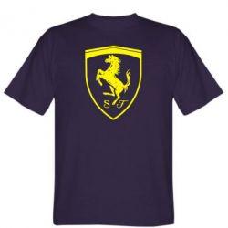 Чоловіча футболка Ferrari horse
