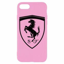 Чохол для iPhone 7 Ferrari horse