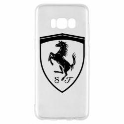 Чохол для Samsung S8 Ferrari horse