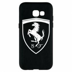 Чохол для Samsung A5 2017 Ferrari horse