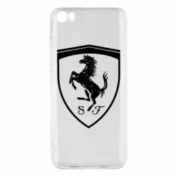 Чохол для Xiaomi Mi5/Mi5 Pro Ferrari horse