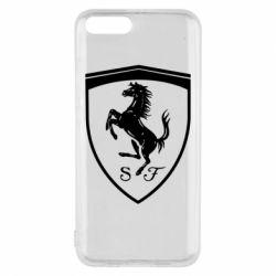 Чохол для Xiaomi Mi6 Ferrari horse