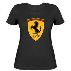 Жіноча футболка Ferrari