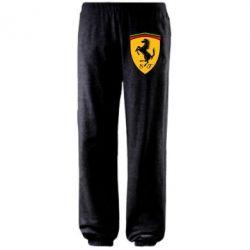 Штаны Ferrari