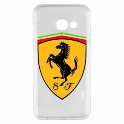 Чехол для Samsung A3 2017 Ferrari