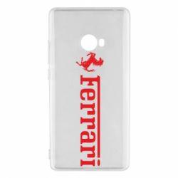 Чехол для Xiaomi Mi Note 2 Ferrari