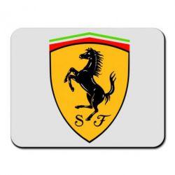 Коврик для мыши Ferrari - FatLine