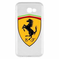 Чехол для Samsung A7 2017 Ferrari