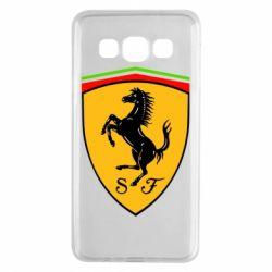 Чехол для Samsung A3 2015 Ferrari