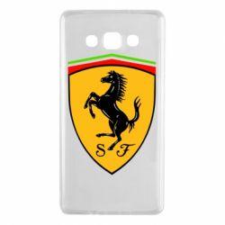 Чехол для Samsung A7 2015 Ferrari