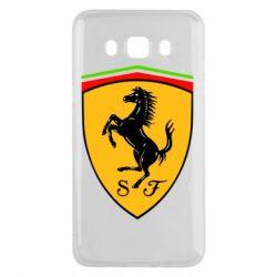 Чехол для Samsung J5 2016 Ferrari