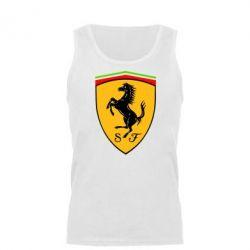 Мужская майка Ferrari - FatLine