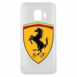Чехол для Samsung J2 Core Ferrari