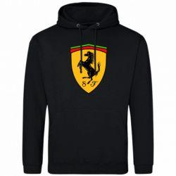 Толстовка Ferrari - FatLine