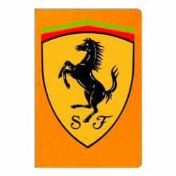 Блокнот А5 Ferrari