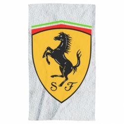 Полотенце Ferrari