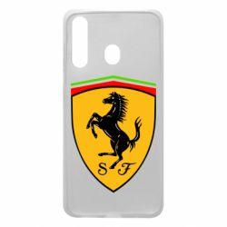 Чехол для Samsung A60 Ferrari
