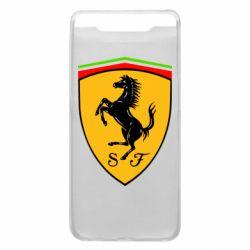 Чехол для Samsung A80 Ferrari