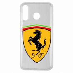 Чехол для Samsung M30 Ferrari