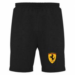 Мужские шорты Ferrari - FatLine