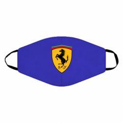 Маска для лица Ferrari