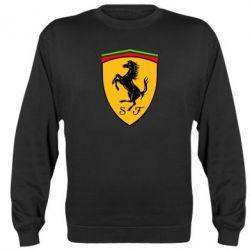Реглан (свитшот) Ferrari - FatLine
