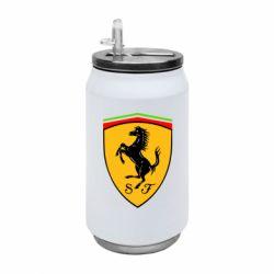 Термобанка 350ml Ferrari