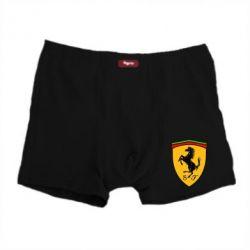 Мужские трусы Ferrari - FatLine