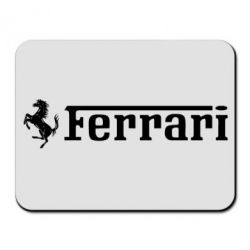 Килимок для миші Ferrari - FatLine
