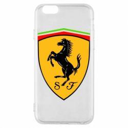Чехол для iPhone 6 Ferrari