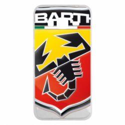 Чехол для Samsung J3 2016 FIAT Abarth