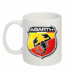 Кружка 320ml FIAT Abarth - FatLine