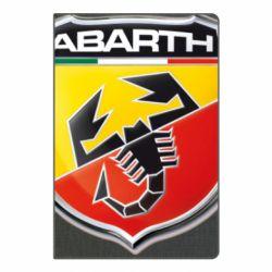 Блокнот А5 FIAT Abarth