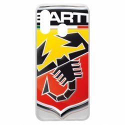 Чехол для Samsung A40 FIAT Abarth