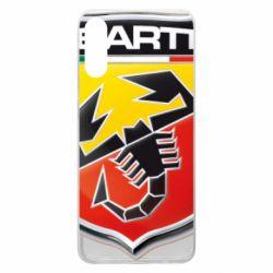 Чехол для Samsung A70 FIAT Abarth
