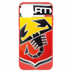 Чехол для iPhone 11 Pro Max FIAT Abarth