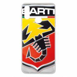 Чехол для Samsung A10s FIAT Abarth