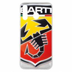 Чехол для Samsung M30 FIAT Abarth
