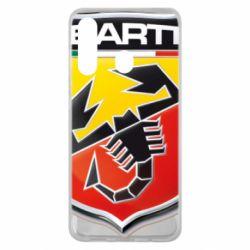 Чехол для Samsung M40 FIAT Abarth