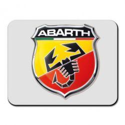 Коврик для мыши FIAT Abarth - FatLine