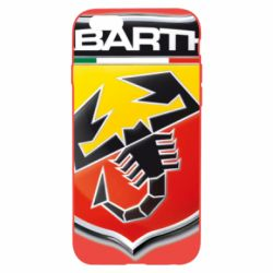 Чехол для iPhone 6/6S FIAT Abarth