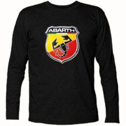 Футболка с длинным рукавом FIAT Abarth - FatLine