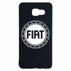 Чохол для Samsung A5 2016 Fiat logo
