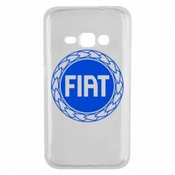 Чохол для Samsung J1 2016 Fiat logo