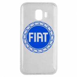 Чохол для Samsung J2 2018 Fiat logo