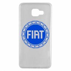 Чохол для Samsung A7 2016 Fiat logo