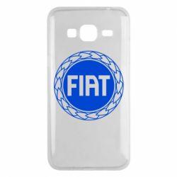 Чохол для Samsung J3 2016 Fiat logo