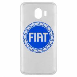 Чохол для Samsung J4 Fiat logo