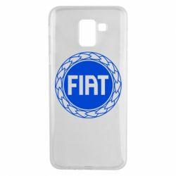 Чохол для Samsung J6 Fiat logo
