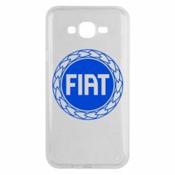Чохол для Samsung J7 2015 Fiat logo